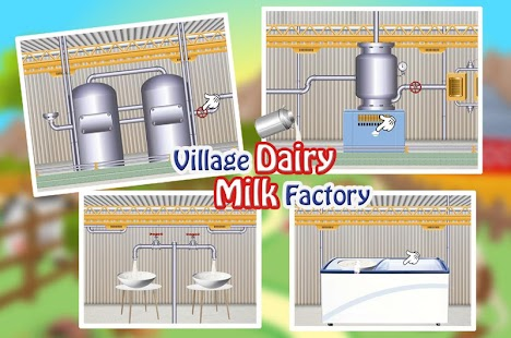 Village Dairy Milk Factory- screenshot thumbnail