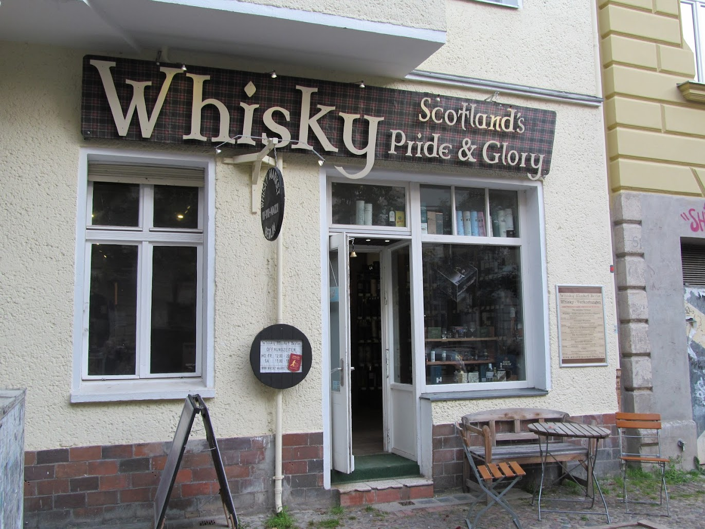 Whisky Market, Berlin