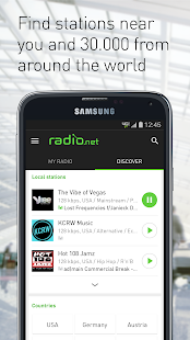 radio.net PRIME- screenshot thumbnail
