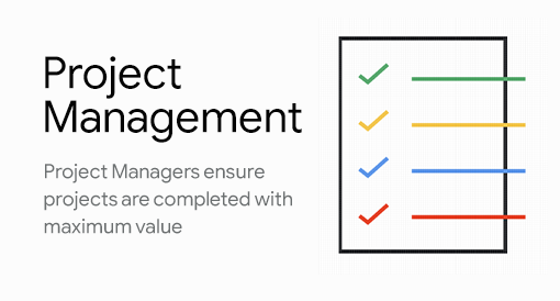 Coming soon: Google Project Management Certificate