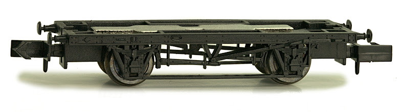 Photo: 2A-000-019  20T Mineral Wagon Chassis
