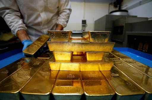 Gold ticks higher as Brexit triggered