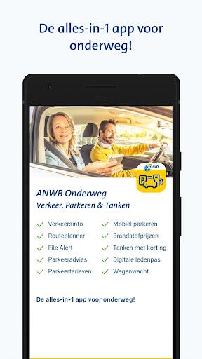 ANWB Onderweg u2013 Verkeer, Parkeren & Tanken screenshots 1