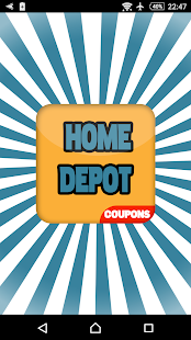 Coupons for home depot - náhled
