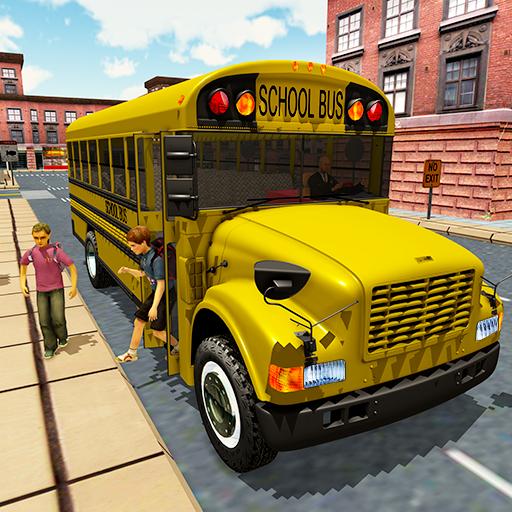 City School Bus Coach Simulator 2018 (game)