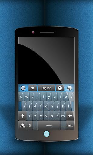 テキストが送れるアプリのキーボード