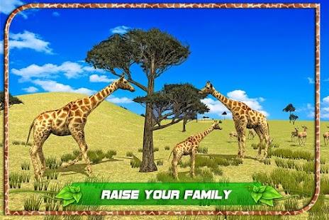 Clan of Giraffe 3D screenshot