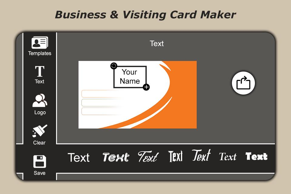 Business & Visiting Card Maker - Android Apps on Google Play