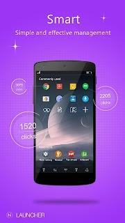Nano Launcher-simple&smart screenshot 03
