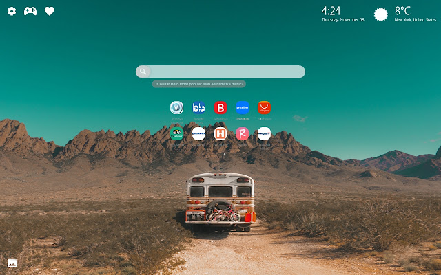 Hippie Aesthetic Wallpapers New Tab