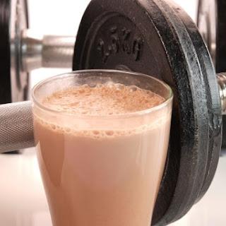 Chocolate Protein Super Shake