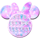Galaxy Minny Keyboard Theme