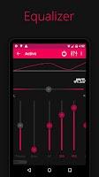 Screenshot of Rocket Music Player