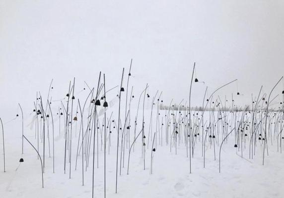 Une image contenant extérieur, ciel, neige  Description générée automatiquement