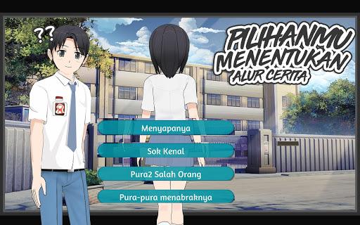 Kode Keras Cowok dari Cewek - Visual Novel Games 1.76 gameplay | by HackJr.Pw 9