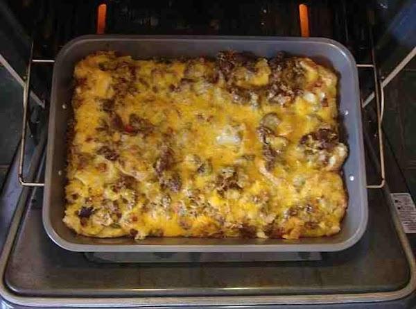 Hash Brown Sausage Casserole Recipe