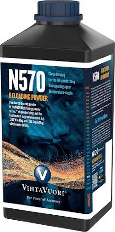 Vihtavuori N570 1,0kg förp.
