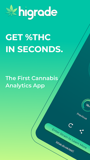 HiGrade: THC Testing & Cannabis Growing Assistant 1.0.296 screenshots 1