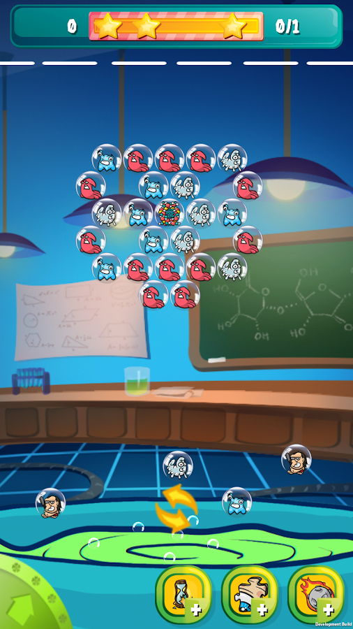 Dr. Darwin: Bubbles up- screenshot