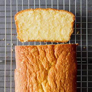 The Metric Pound Cake