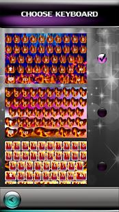 Fire Keyboards - náhled