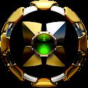 Next Launcher Theme ROYCE 3D icon