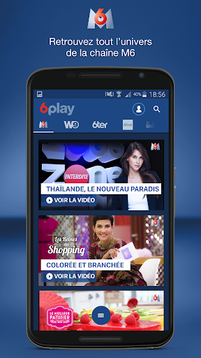 6play tv en direct et replay 4 3 7 apk by m6 web details. Black Bedroom Furniture Sets. Home Design Ideas