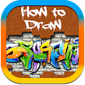 How to draw Graffiti art
