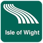 Isle of Wight Map offline
