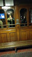 Photo: Selfie im Aufzug.