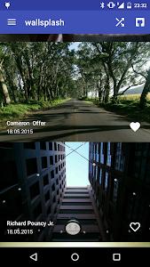 wallsplash | wallpaper app v2.2.1