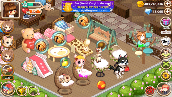 MyPetVillage- screenshot thumbnail