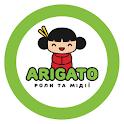 ARIGATO icon