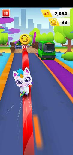 Unicorn Runner 2. Magical Running Adventure 1.0.0 screenshots 1