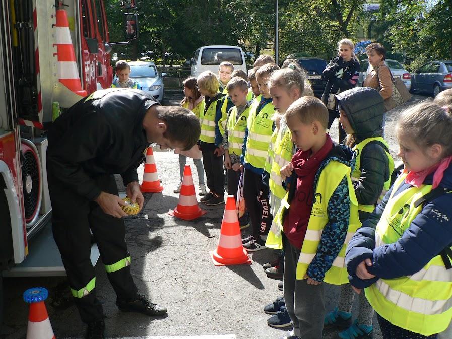 Strażacy z 3a