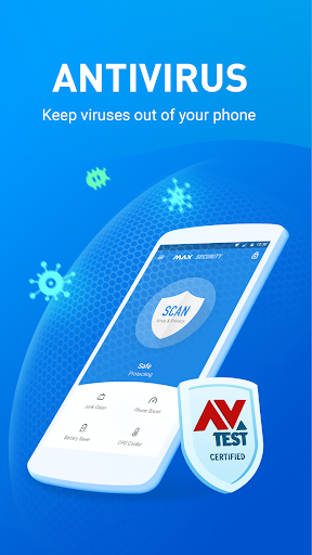 Virus Cleaner – Antivirus, Booster (MAX Security) v1.2.2 [Unlocked]