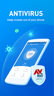 Virus Cleaner - Antivirus, Booster (MAX Security) Screenshot