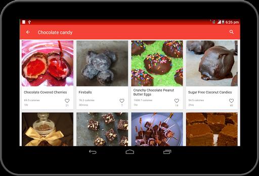 Chocolate Recipes 25.7.5 screenshots 17