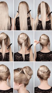 Girls Hairstyles Step By Step - náhled