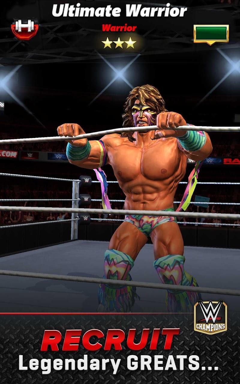 WWE Champions - Free Puzzle RPG Game Screenshot 19
