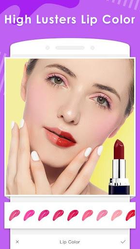 Makeup Camera ❤️ Selfie Beauty Filter Photo Editor 1.89 screenshots 2