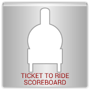 Ticket to Ride Scoreboard