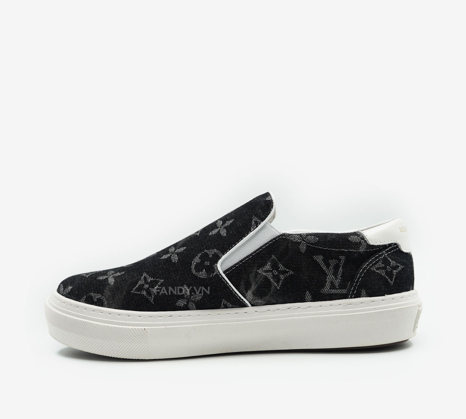 Louis Vuitton Slip-on Trocadero