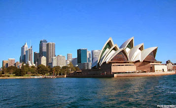 Photo: Nearby Sydney Opera House - Just 10 minutes by ferry
