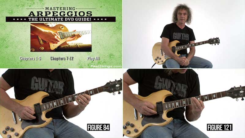 Guitar World - Mastering Arpeggios