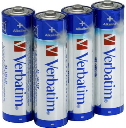 Batteri AA Alkaline