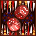 Backgammon Free - Lord of the Board - Table Game icon