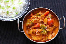 Chettinad Vegetable Curry
