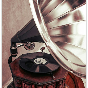 78 rpm by Igor Modric - Artistic Objects Other Objects