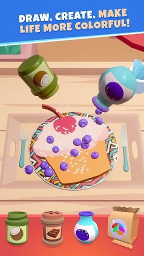 Pancake Coloring apkpoly screenshots 5